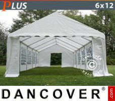 Tenda Eventos PLUS 6x12m PE