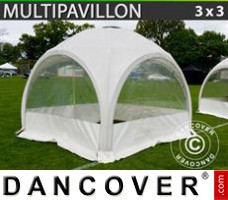 Tenda Eventos Multipavillon 3x3m, Branca